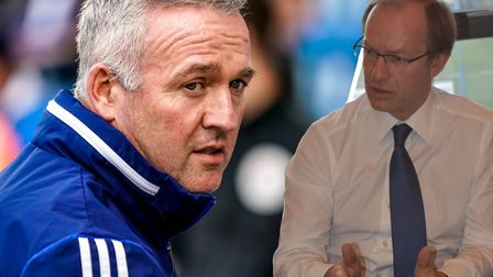 Ipswich Town boss Paul Lambert has discussed his transfer frustrations and relationship with owner M