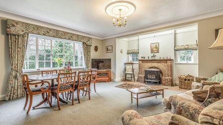 The property has seven acres of Lackford in Bury St Edmunds. Picture: JACKSON-STOPS