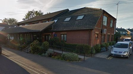 The Camps Road branch of Christmas Maltings and Clements Practice Picture: GOOGLE MAPS