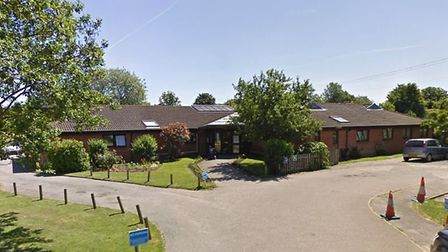 Saxmundham Health in east Suffolk Picture: GOOGLE MAPS