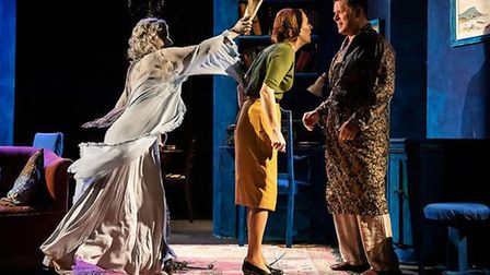 Noel Coward's Blithe Spirit will top and tail this year's summer theatre season at Aldeburgh's Jubil