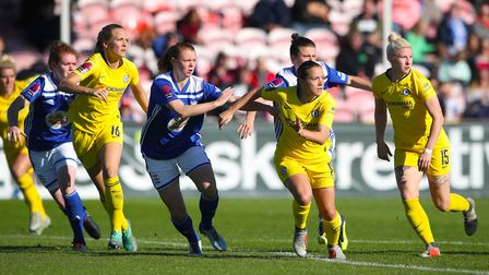 Women's Super League games are set to be streamed from this season Picture: PA Images
