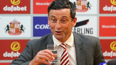 Jack Ross was interviewed for the Ipswich Town job before it was given to Paul Hurst. Picture: PA
