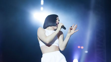 Jessie J has reportedly moved to Suffolk Picture: JEN O'NEILL
