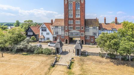 A fairytale setting for this property in Thorpeness Picture: Peter Lambert/Niche