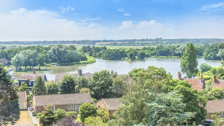 2 West Bar offers superb views of Thorpeness Picture: Peter Lambert/Niche