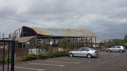 The former Fisons factory site Picture: CONTRIBUTED