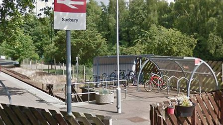 Trains have been cancelled between Marks Tey and Sudbury Picture: ARCHANT