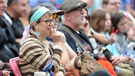Hundreds of people visited the Bury St Edmunds Food and Drink festival on Bank Holiday Monday Pictu