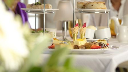 We've teamed up with Bedford Lodge to offer one lucky winner Champagne afternoon tea for two Pictur