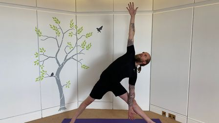 The studio will have classes suitable for newcomers and experienced yogis alike