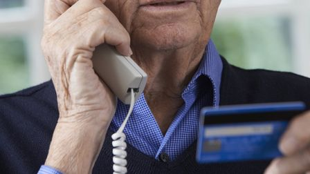 Trading Standards officials have urged residents to be vigilant against scams Picture: GETTY IMAGES