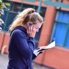 A-Level results day at Northgate High School in 2016 Picture: SARAH LUCY BROWN