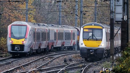 Greater Anglia is preparing for a busy weekend - and has put another of its new Stadler trains into