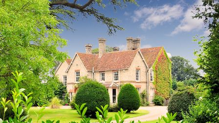 Rectory Manor, near Lavenham, has been nominated as one of the best B&B's in the country at the upc