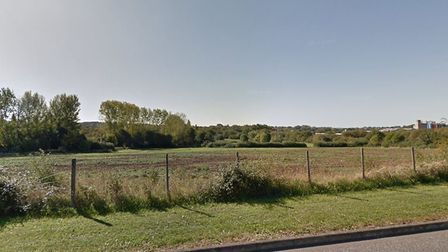 The site in Gun Cotton way which is being sold for �3.25m Picture: GOOGLE MAPS