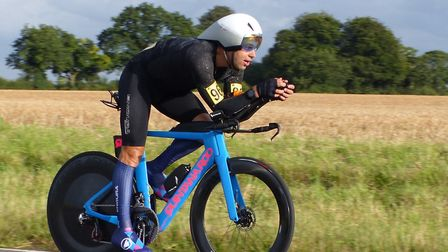 Top man Joe Skipper – 309 miles at the National Championship 12 Hour in Norfolk. Picture: FERGUS MUI