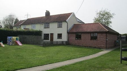 Presmere Day Nursery in Petistree near Woodbridge, which has been rated 'inadequate' by Ofsted Pictu