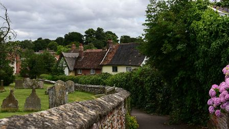 Weird Suffolk: Rattlesden and the tale of the naked ghost... Picture: SARAH LUCY BROWN