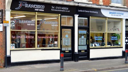 This warm and welcoming salon has a long history in Ipswich