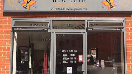 New Cuts offers a range of hairdressing and beauty treatments
