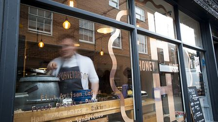 Honey + Harvey are keen to follow up the success of their Woodbridge and Melton based branches with