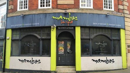 The former site of Mambos Bar and Grill in Queen Street in Ipswich needs more work than initially th