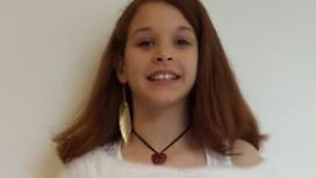 Police are searching for 13-year-old Claire Powell from Hundon who has not been seen since Thursday,