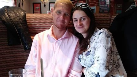 Warren and Nerri Harris know the impact that organ donation can have Picture: NERI HARRIS