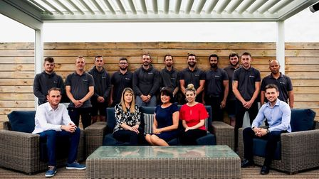 The team at Caribbean Blinds