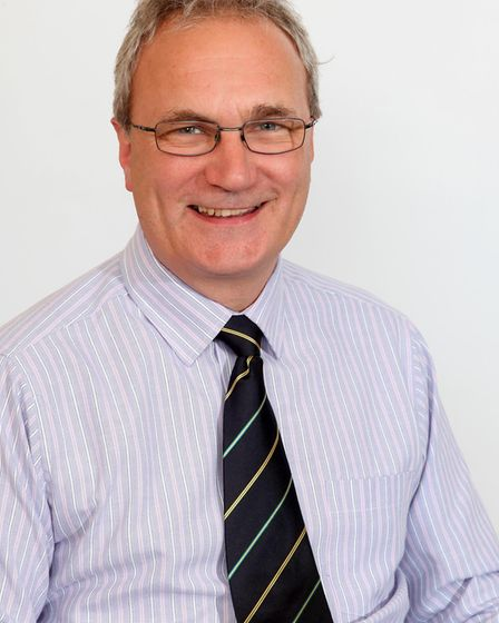 Andy Bury, pulse manager at Frontier Agriculture Ltd Picture: FRONTIER AGRICULTURE