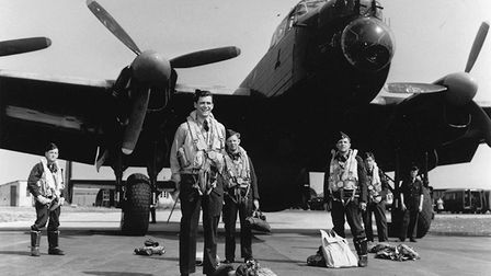 Max Hastings grew up watching the iconic 1955 film 'The Dam Busters' and has now written a book on t