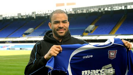Proceeds from Kieron Dyer's book launch at Portman Road were given to Suffolk charity Fresh Start Ne