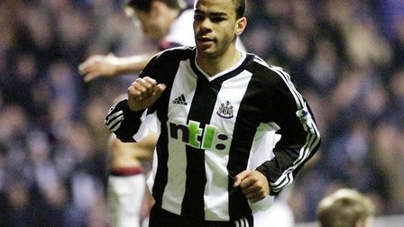 Kieron Dyer had played alongside former Liverpool and Manchester United star Michael Owen while at N