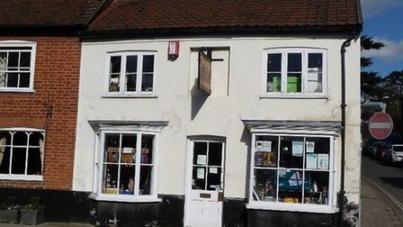 Frames by Robert has been trading in New Street in Woodbridge for the last 34 years and needs renova