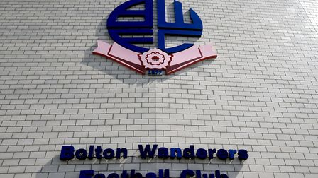 Bolton Wanderers remain in administration, though a takeover could now be close. Photo: PA
