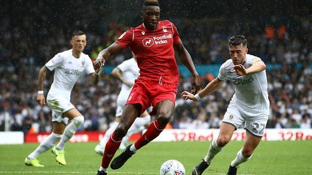 Sammy Ameobi was one of several players to depart Bolton this summer - he joined Nottingham Forest.