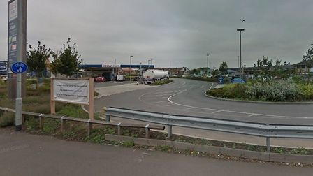 Some of the incidents took place at the Tesco car park in Newmarket Picture: GOOGLE MAPS