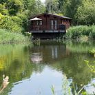 A holiday lettings business with fishing lakes is for sale at Badwell Ash. Picture: JOSEPH CASEY