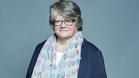 Suffolk Coastal MP Dr Therese Coffey has joined the opposition to a northern bypass for Ipswich. Pic