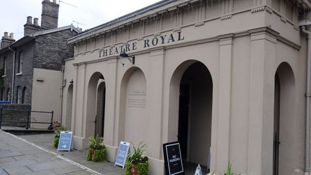 The Theatre Royal in Bury St Edmunds Picture: ARCHANT