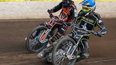 Ipswich's Jake Allen, could do little as the Witches lost at Swindon Picture: Steve Waller www.st