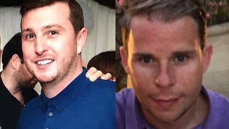 The families of two men killed in a crash in St Osyth have paid tribute to them. Ricky Batchelor, 32