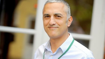 """Andy Yacoub from Healthwatch Suffolk said the changes are """" a necessity"""" Picture: GREGG BROWN"""