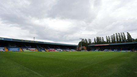 Bury could be thrown out of the EFL today due to financial issues. Picture: PA
