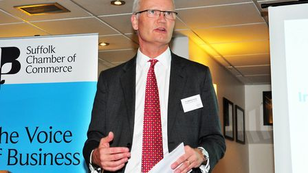 Suffolk County Council leader Matthew Hicks said an independent inquiry could be held Picture: DAVID