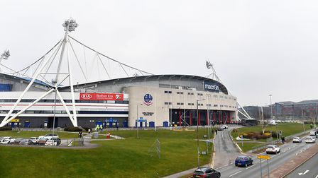 Bolton Wanderers postponed their midweek game with Doncaster. Picture: PA