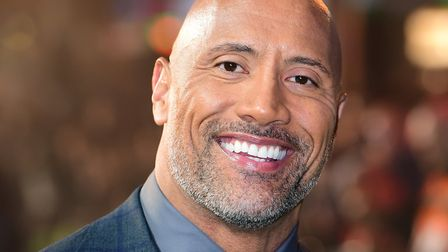 Dwayne Johnson, the highest-paid actor in the world, has tweeted Ipswich Town goalscorer James Norwo