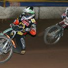 Niels-Kristian Iversen, left, has signed for the Ipswich Witches. Picture: STEVE WALLER