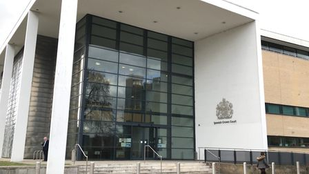 Cameron Williams has denied that a rucksack containing �2,000 of drugs and documents in his name whi